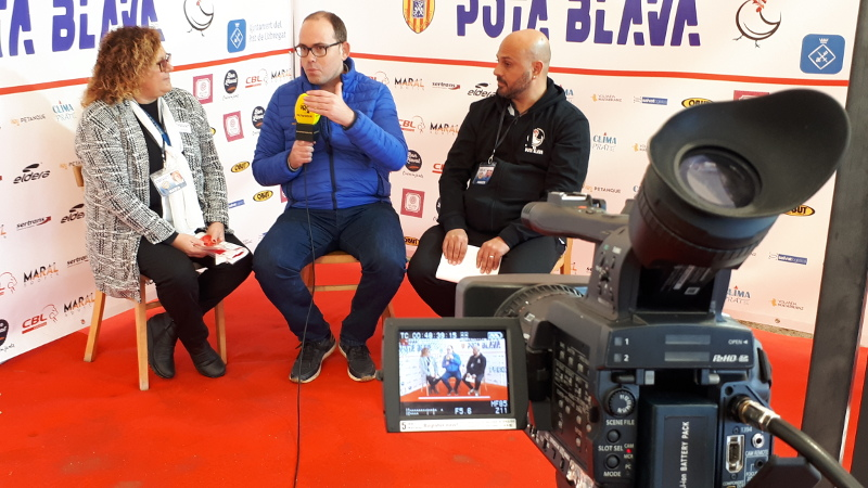 Petanca POTA BLAVA 2019 Plato TV - PROPETANQUE